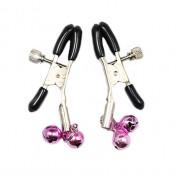 Purple Bell Nipple Clamps